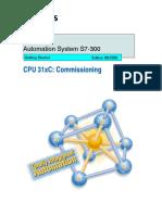 GettingStarted CPU31xC En