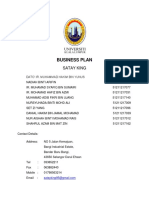 Contoh Bussiness Plan