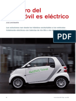 El Futuro Del Automovil Es Electrico