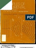 Principles of Instrumentation - Skoog
