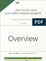DeepDiveArangoDB