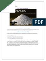 metakaolin (Enregistré automatiquement)