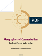 Geographies of Communication