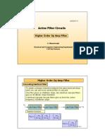 Active Filter Circuits-2