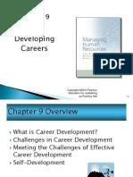 Developing Careers