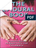 The Epidural Book - A Woman's Guide to Ane…Birth