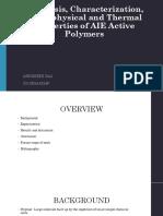 AIE Polymer Midsem2