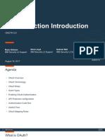 OpenMic ISAM API Protection 16Aug2017