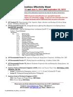 API 570 Publication Effectivity Sheet Dec 2012,Jun,Sep 2013