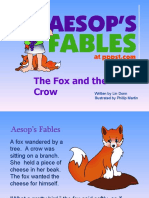 Fox and Crow Aesop