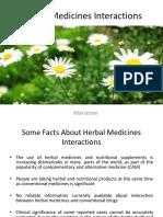 Interaksi Obat Dan Herbal