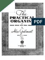 Lorganiste Practique Vol. 1