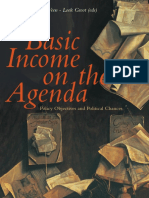 Groot. Basic Income on the Agenda