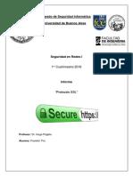 Informe SSL - Franklin Tixi