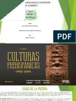 culturas prehistoricas