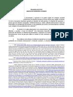 Informe de La Relatoría Especial Para La Libertad de Expresión, 2013 - Sobre INTERNET