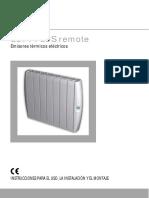 Ferroli Manual Técnico Soft Plus REMOTE