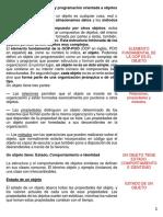 Bloque III - Tema 5 Diseño y POO