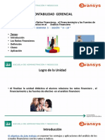 Ppt Ratios Financieros