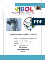 FUNDAMENTOS PETROQUIMICOS
