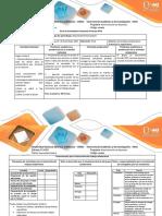 Guía de Actividades y Rúbrica de Evaluación - Prueba Nacional - Plan de Acción