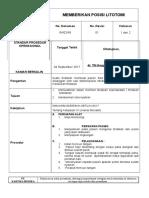 VK SOP 046 Memberikan posisi litotomi.doc