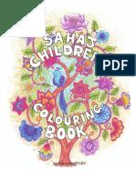 Sahaj Childrens Colouring Book3