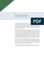 Informe inflación Banco de la República, marzo 2011
