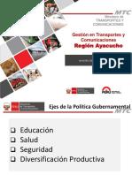 Region Ayacucho 02-02-15_Presentación