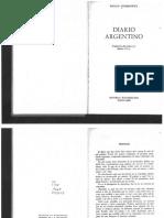 Gombrowicz Diario Argentino