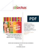 Proyecto Cosechas s.A