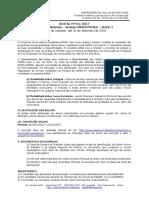 Edital PROEX Educacao 2018