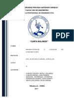 Informacion Carta Balance