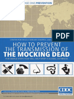 How to Prevent the Transmission of the Mocking Dead