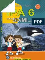 buku sd IPA 6 Eko Susilowati, dkk