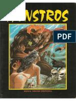 Monstros RPG - Biblioteca Élfica