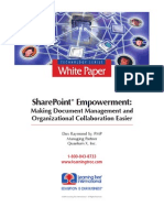 Share Point Empowerment