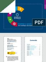 A Participar Se Aprende Participando - Guía Metodológica Sobre Derechos de Infancia Autoría -Pilar Muñoz Villanueva [Plataforma de Infancia Entidad]