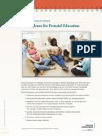BSRC Prenatal Fact Sheet 1 2015