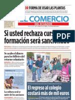 El Comercio del Ecuador Edición 231
