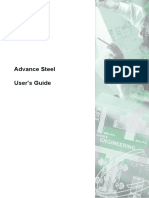 Advanced Steel User Guide