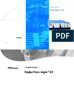 Manual Usuario ForceArgon II
