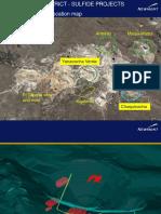 Yanacocha Sulfide Geology