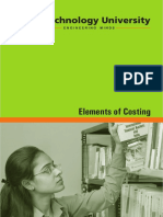 Elements of Costing