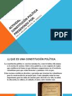 Actividad 1 Constitucion Politica