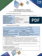 Guía Actividades y Rúbrica de Evaluación. Paso 4. Evaluación Final-POA