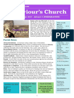 st saviours newsletter - 10 dec 2017