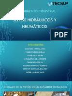 Mantenimiento Industrial-sellos Hidraulicos y Neumaticos