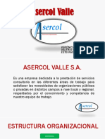 Asercol Valle S