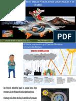 CAMBIO CLIMÁTICO- EFECTO EN LAS POBLACIONES VULNERABLES Y DE GÉNERO.pptx